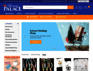 shop.accessoriespalace.com screenshot