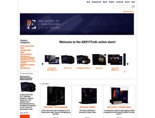 shop.ae911truth.org screenshot
