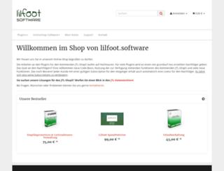 shop.ag-websolutions.de screenshot