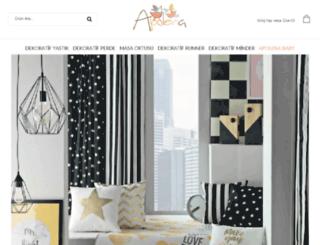 shop.apolena.com screenshot