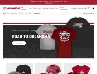044205a454b1 Access shop.arkansasrazorbacks.com. Arkansas Razorbacks Baseball ...
