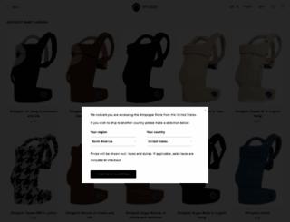 shop.artipoppe.com screenshot