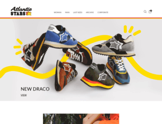 shop.atlanticstars.it screenshot
