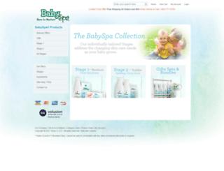 shop.babyspausa.com screenshot