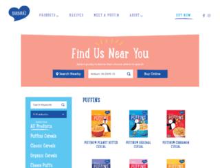 shop.barbaras.com screenshot