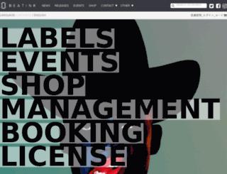 shop.beatink.com screenshot