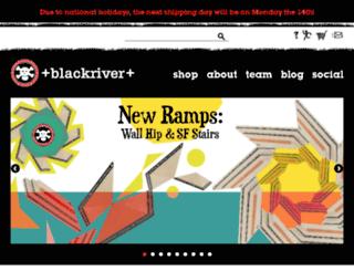 shop.blackriver-ramps.com screenshot