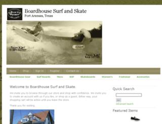 shop.boardhousesurfshop.com screenshot