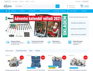 shop.boukal.cz screenshot
