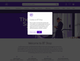 shop.bt.com screenshot