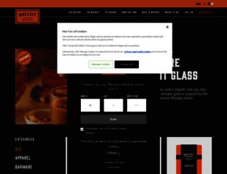 shop.bulleit.com screenshot