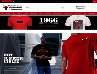 shop.bulls.com screenshot