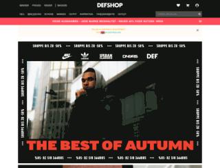 shop.burner.de screenshot