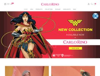 shop.carlorino.net screenshot