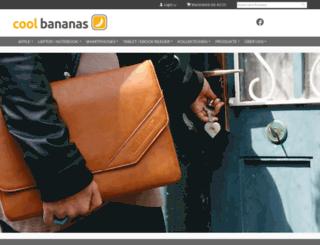 shop.cool-bananas.de screenshot