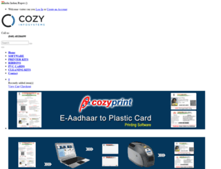 shop.cozyinfo.com screenshot