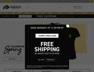 shop.cubuffs.com screenshot
