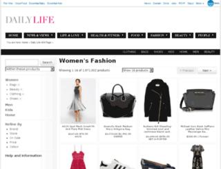 shop.dailylife.com.au screenshot