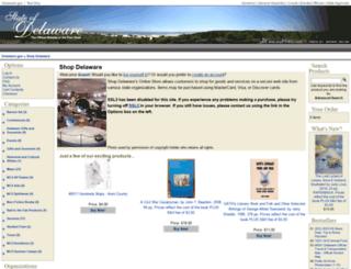 shop.delaware.gov screenshot