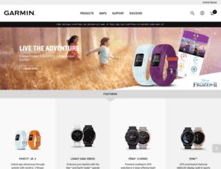 shop.delorme.com screenshot