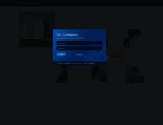shop.dkcompany.com screenshot