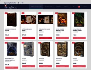 shop.dragshop.com.ua screenshot