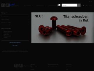 shop.easyelox.de screenshot