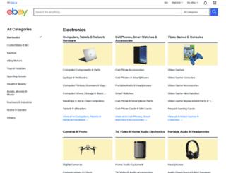 shop.ebay.com screenshot