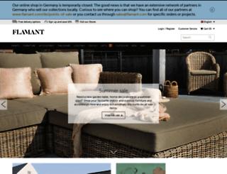 shop.flamant.com screenshot