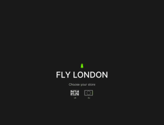 shop.flylondon.com screenshot