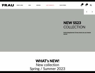 shop.frau.it screenshot