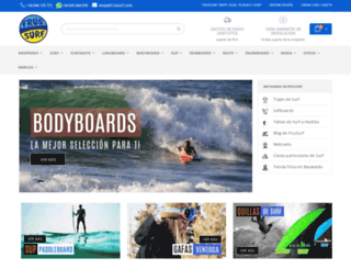 shop.frussurf.com screenshot