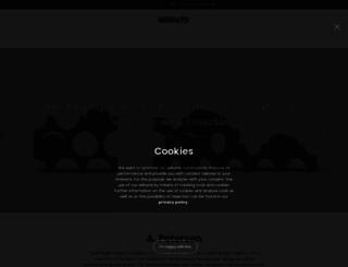 shop.gessato.com screenshot