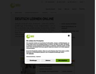 shop.goethe.de screenshot