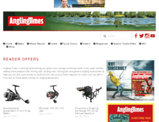 shop.gofishing.co.uk screenshot