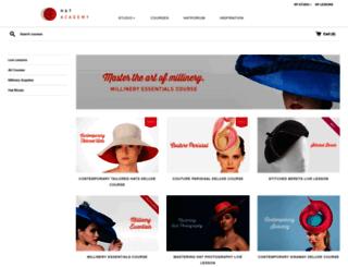 shop.hatacademy.com screenshot