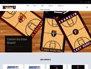 shop.hoopsu.com screenshot