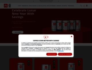 shop.illy.com screenshot