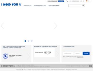 shop.ineedyou.eu screenshot