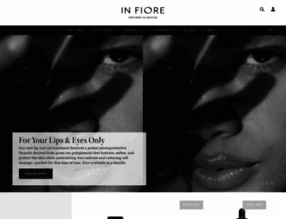 shop.infiore.net screenshot