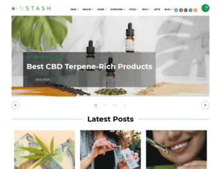 shop.instash.com screenshot