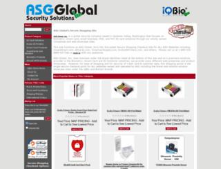 shop.iqbio.com screenshot