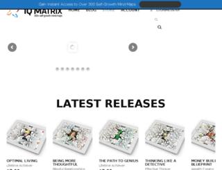 shop.iqmatrix.com screenshot