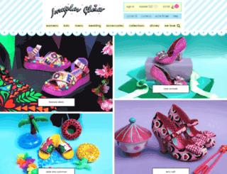 shop.irregularchoice.com screenshot