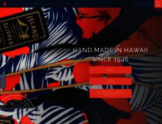 shop.islandslipper.com screenshot