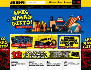 shop.jbhifi.co.nz screenshot