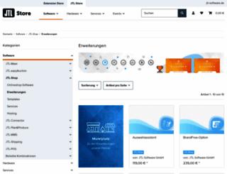 shop.jtl-software.de screenshot