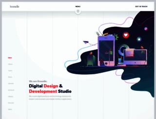shop.kneadle.com screenshot