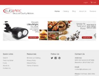 shop.kuisiware.com screenshot