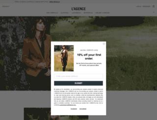 shop.lagencefashion.com screenshot